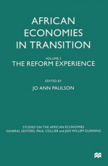 African Economies in Transition: The Reform Experience Volume 2 (Heftet)