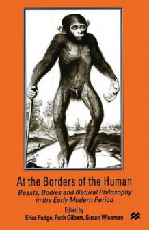 At the Borders of the Human 1999 (Heftet)