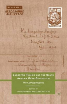 Langston Hughes and the South African Drum Generation (Heftet)