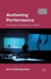 Authoring Performance av Avra Sidiropoulou (Heftet)