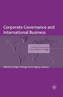Corporate Governance and International Business (Heftet)