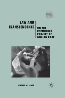 Law and Transcendence 2009 av V Lloyd (Heftet)
