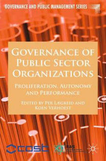 Governance of Public Sector Organizations 2010 (Heftet)
