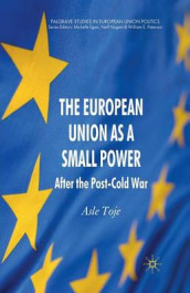 The European Union as a Small Power av Asle Toje (Heftet)