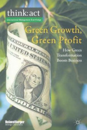 Green Growth, Green Profit av Roland Berger Strategy Consultants GmbH (Heftet)