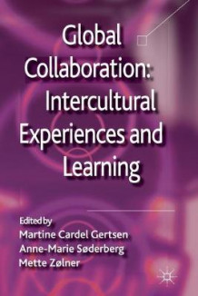 Global Collaboration: Intercultural Experiences and Learning av Martine Cardel Gertsen (Heftet)