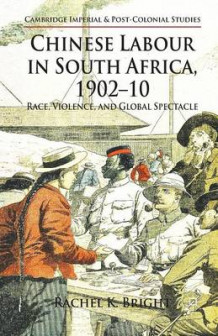 Chinese Labour in South Africa, 1902-10 2013 av R. Bright (Heftet)