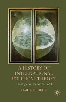 A History of International Political Theory 2010 av H Behr (Heftet)