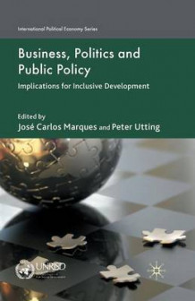 Business, Politics and Public Policy (Heftet)