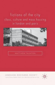 Fictions of the City av Matthew Taunton (Heftet)
