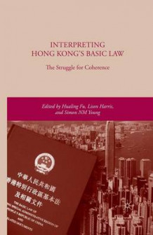 Interpreting Hong Kong's Basic Law 2007 av L. Harris (Heftet)