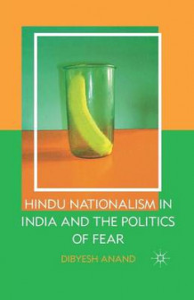 Hindu Nationalism in India and the Politics of Fear av D. Anand (Heftet)