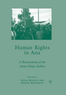 Human Rights in Asia 2008 (Heftet)