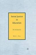 Social Justice in Education 2008