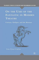 Omslag - On the Uses of the Fantastic in Modern Theatre 2008