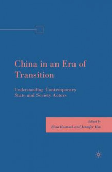 China in an Era of Transition (Heftet)