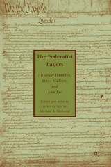 Omslag - The Federalist Papers