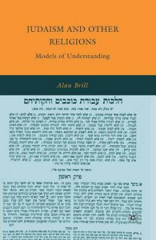 Judaism and Other Religions av Alan Brill (Heftet)