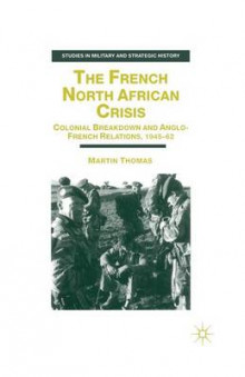 The French North African Crisis 2000 av M. Thomas (Heftet)
