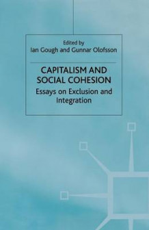 Capitalism and Social Cohesion 1999 (Heftet)
