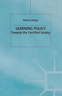 Learning Policy av Pat Ainley (Heftet)