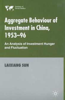 Aggregate Behaviour of Investment in China, 1953-96 av Laixiang Sun (Heftet)