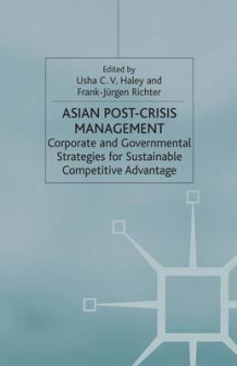 Asian Post-Crisis Management (Heftet)