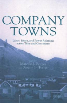 Company Towns (Heftet)