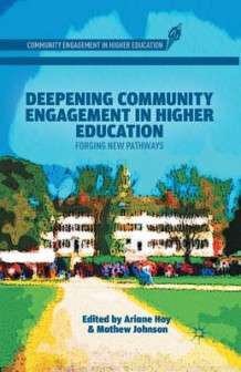 Deepening Community Engagement in Higher Education (Heftet)