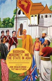 Buddhism, Modernity, and the State in Asia (Heftet)