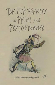 British Pirates in Print and Performance av M. Powell (Heftet)