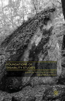 Foundations of Disability Studies 2013 (Heftet)