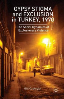 Gypsy Stigma and Exclusion in Turkey, 1970 av Gul Ozatesler (Heftet)