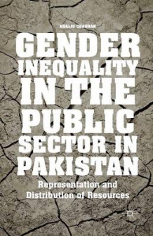 Gender Inequality in the Public Sector in Pakistan 2014 av Khalid Chauhan (Heftet)