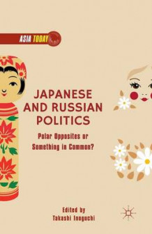 Japanese and Russian Politics 2015 (Heftet)
