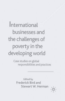 International Businesses and the Challenges of Poverty in the Developing World (Heftet)