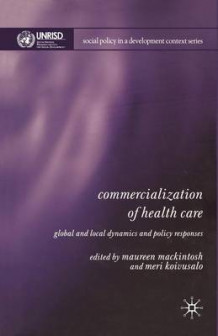 Commercialization of Health Care (Heftet)