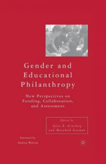 Gender and Educational Philanthropy 2007 (Heftet)