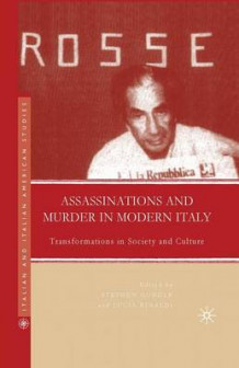 Assassinations and Murder in Modern Italy (Heftet)