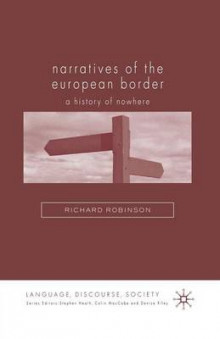 Narratives of the European Border av R. Robinson (Heftet)