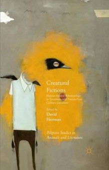 Creatural Fictions 2016 av David Herman (Heftet)