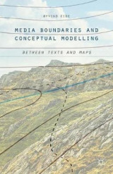 Omslag - Media Boundaries and Conceptual Modelling
