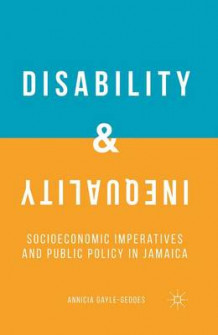 Disability and Inequality av A Gayle-Geddes (Heftet)