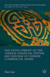 Omslag - The Development of the Chinese Financial System and Reform of Chinese Commercial Banks 2016