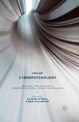 Omslag - Applied Cyberpsychology