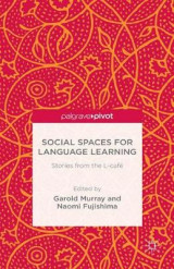 Omslag - Social Spaces for Language Learning