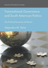 Omslag - Transnational Governance and South American Politics