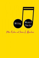 Omslag - Writing Musical Theater