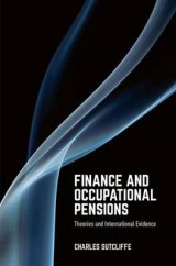 Omslag - Finance and Occupational Pensions 2016