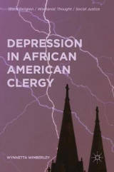 Omslag - Depression in African American Clergy 2016